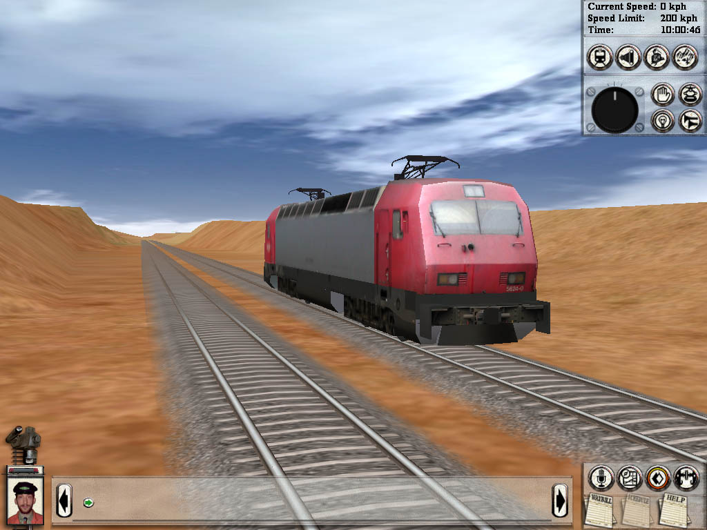locomotiva siemens cp5624 modelo textura e engines por cp virtual este ...